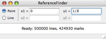 ReferenceFinder Database